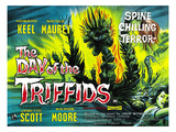 The Day of the Triffids, 1963 Posters