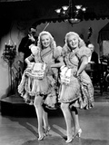 The Dolly Sisters, Betty Grable, June Haver, 1945 Poster