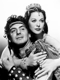 Samson and Delilah, Victor Mature, Hedy Lamarr, 1949 Photo