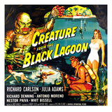 Creature From the Black Lagoon, 1954 Pósters