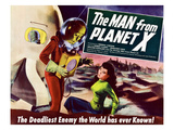The Man From Planet X, 1951 Posters
