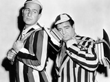 Here Come the Co-Eds, Bud Abbott, Lou Costello, 1945 Photo