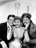 Midnight, Francis Lederer, Claudette Colbert, Don Ameche, 1939 Prints