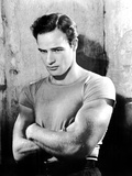 A Streetcar Named Desire, Marlon Brando, 1951, Arms Folded Photo
