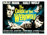 The Curse of the Werewolf, 1961 Reprodukcje
