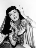 Eleanor Parker in a Harem Costume, 1950&#39;s Prints