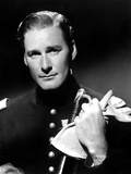 Santa Fe Trail, Errol Flynn, 1940 Photo