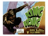 King Kong, 1933 Affiches