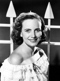 Teresa Wright, 1946 Print