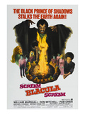 Scream Blacula Scream, 1973 Kunstdrucke
