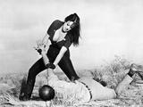 Faster, Pussycat! Kill! Kill!, Tura Satana, Paul Trinka, 1965 Kunstdrucke