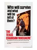 Texas Chainsaw Massacre, Gunnar Hansen, 1974 Foto