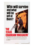 Texas Chainsaw Massacre, Gunnar Hansen, 1974 Photo