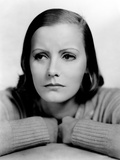 Anna Christie, Greta Garbo, Portrait by Clarence Sinclair Bull, 1930 Photo
