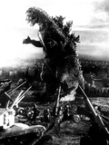 Godzilla, (AKA Gojira), Godzilla, 1954 Poster
