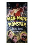 Man Made Monster, Lon Chaney, Jr., (Top), Frank Albertson, Anne Nagel, Lionel Atwill, 1941 Photo