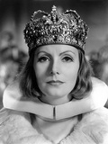 Queen Christina, Greta Garbo, 1933 Print
