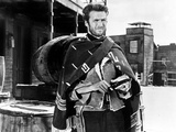A Fistful of Dollars, Clint Eastwood, 1964 Photo