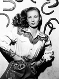 Ramrod, Veronica Lake, 1947 Photo