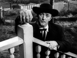 Night of the Hunter, Robert Mitchum, 1955 写真