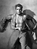 Flash Gordon, Buster Crabbe, 1936 Photo