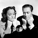 Blithe Spirit, Constance Cummings, Rex Harrison, 1945 Photo