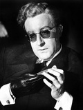 Dr. Strangelove, (AKA How I Learned to Stop Worrying and Love the Bomb), Peter Sellers, 1964 Photo