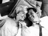 Pillow Talk, Doris Day, Rock Hudson, 1959 Prints