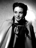 Jennifer Jones in Costume for the Song of Bernadette, 1943 Photo