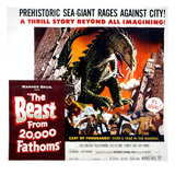 The Beast From 20,000 Fathoms, 1953 Photo