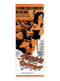 The Playgirls And the Vampire, 1963 Prints
