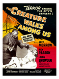 The Creature Walks Among Us, 1956 Photo