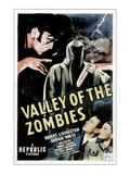 Valley of the Zombies, 1946 Plakaty