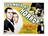 Chamber of Horrors [AKA Door With Seven Locks], 1940 Poster