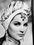 The Loves of Omar Khayyam, (AKA Omar Khayyam), Debra Paget, 1957 Print