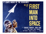 First Man Into Space, 1959 Posters