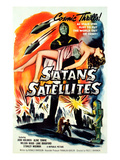 Satan's Satellites, Feature Version of the 1952 Serial Zombies of the Stratosphere, 1958 Photo