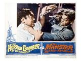 The Manster, Tetsu NAKAmura, Peter Dyneley, 1962 Photo