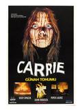 Carrie, Sissy Spacek, 1976 Photographie