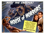 House of Horrors, Rondo Hatton, Virginia Grey, Robert Lowery, Martin Kosleck, 1946 Photo