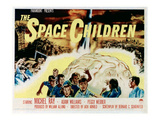 Space Children, 1958 Photo