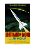 Destination Moon, 1950 Prints