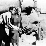 North by Northwest, Cary Grant, Eva Marie Saint, 1959 Obrazy