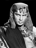 The Ten Commandments, Yul Brynner, 1956 Photo