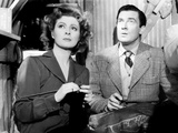 Mrs. Miniver, Greer Garson, Walter Pidgeon, 1942 Prints