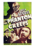 The Phantom Creeps, From Left: Robert Kent, Dorothy Arnold, Bela Lugosi, 1939 Photo