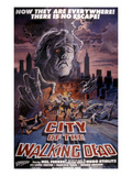 City of the Walking Dead, 1980 Posters