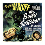 The Body Snatcher, Boris Karloff (Top), Sharyn Moffett (Bottom, Right), 1945 Photo