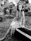 Bird of Paradise, Dolores Del Rio, 1932 Photo