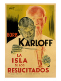The Man With Nine Lives, Boris Karloff, 1940 Posters